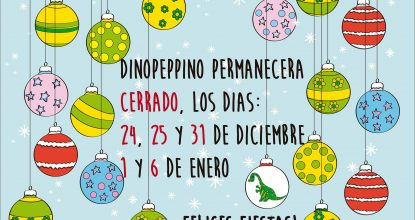 Navidad en DINOPEPPINO